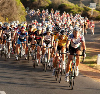 Stay in Green Point Self Catering Apartment for The Cape Argust Pick 'n Pay Cycle Tour